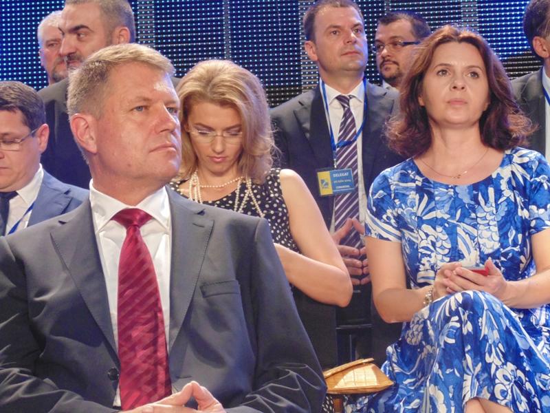 Iohannis iese la ATAC. Ce surpriza i-a pregatit lui Victor Ponta