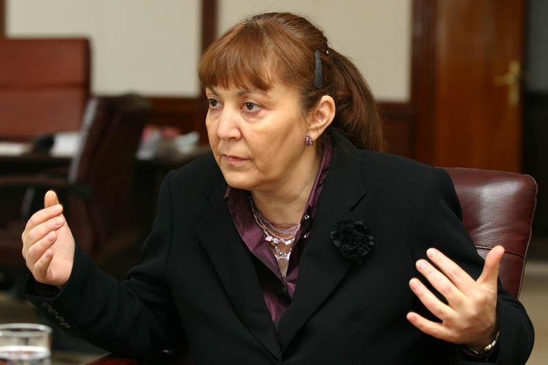 Vasile Blaga da ca sigura excluderea din partid a Monicai Macovei