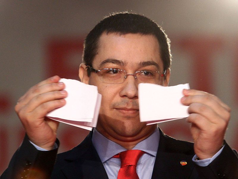 ULTIMA ORA! Ponta face anuntul oficial: