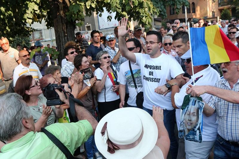 Ponta isi justifica, la Antena 3, absenta de la marsul din jurul Cotrocenilor: ,,Imi pare rau ca n-am venit