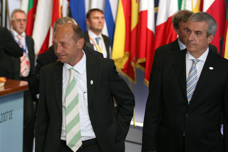 Traian Băsescu, ameninţat cu a treia suspendare.