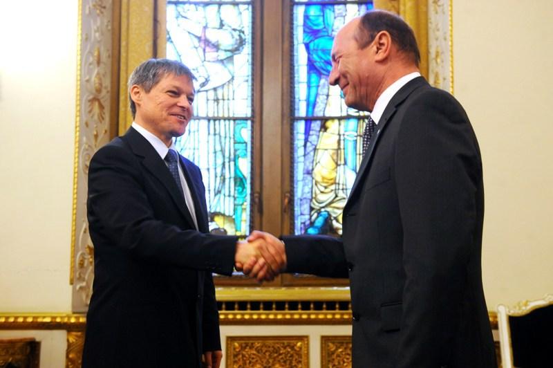Basescu: Am aflat de la Bruxelles ca avem doua nominalizari pentru functia de comisar european