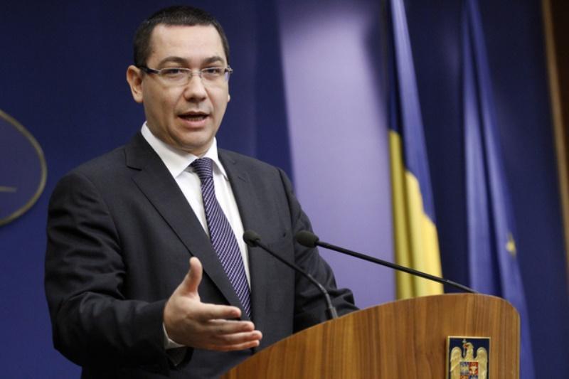 Victor Ponta, despre posibilitatea ca Romania sa primeasca postul de comisar european pentru ajutor umanitar: ,,Exclus, e o facatura din Romania