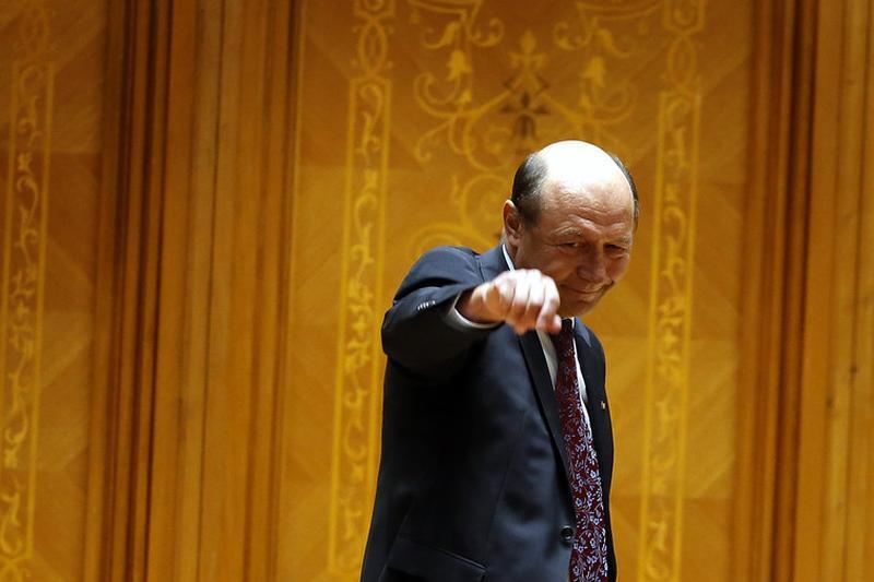 Prima reactie a lui Traian Basescu dupa ce Tariceanu a facut anuntul suspendarii lui