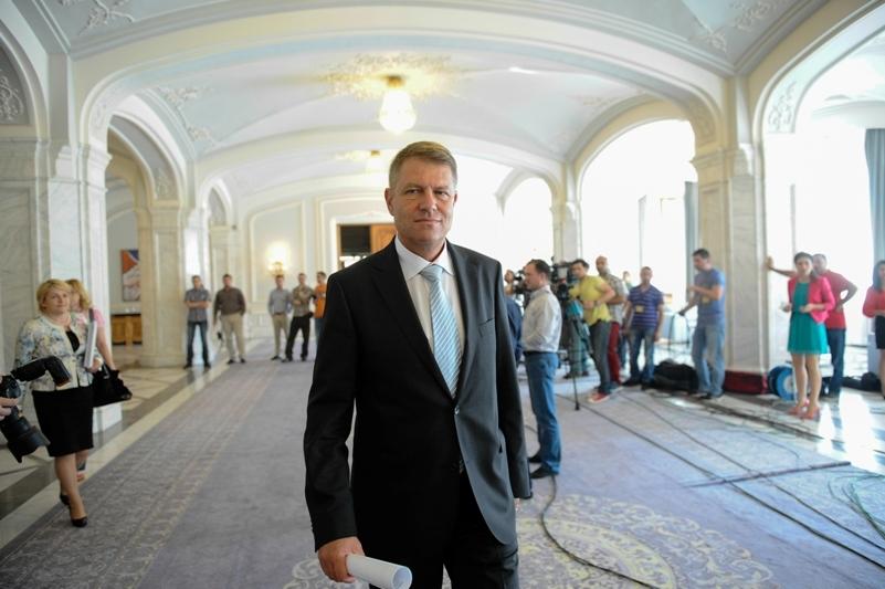 Blaga ii indeamna pe liderii PDL si PNL sa aduca 50.000 pe persoane la lansarea lui Iohannis din Bucuresti