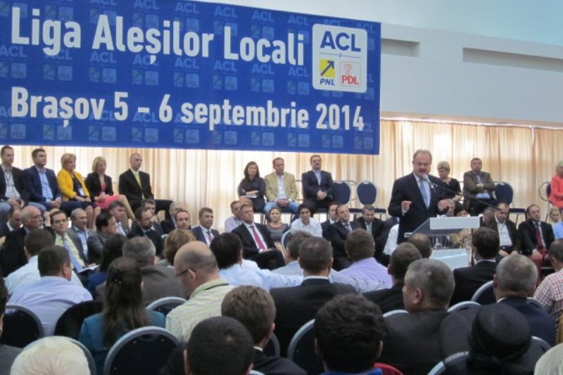 Avertismentul alesilor locali ACL pentru Victor Ponta: