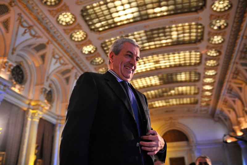 Tariceanu a anuntat ca nu va fi presedinte interimar daca Traian Basescu va fi suspendat. Zgonea va prelua interimatul