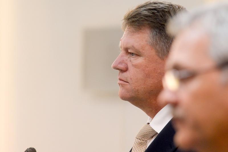 Klaus Iohannis, atacat sub centura de numarul doi din PSD.