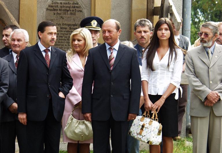 Cine a distrus, de fapt, dreapta: ce spune Basescu despre Udrea, Blaga si Antonescu