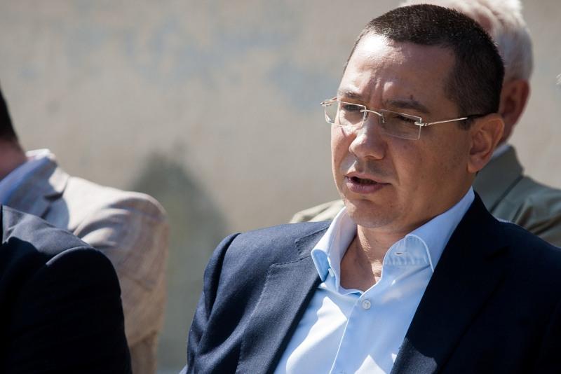 Ponta: Fac un apel la domnul Iohannis sa nu mai foloseasca copiii in campania electorala