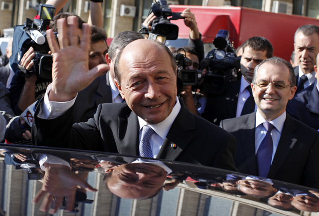 Boc despre un proiect politic cu Basescu: Am fost parteneri pana acum,de ce n-am fi si pentru viitor?