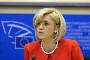 Corina Creţu va fi audiată săptămâna viitoare în Parlament pentru postul de comisar european pentru Politici Regionale