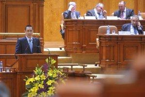 Guvernul Ponta, faţă-n faţă cu moţiunea de cenzură. Când vor decide parlamentarii dacă vor demite Executivul