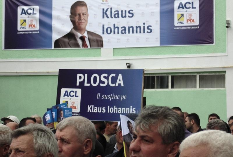 Klaus, ILEGALISTUL din Teleorman: cum a impartit Iohannis manifeste liberale in fieful rosu al lui Liviu Dragnea