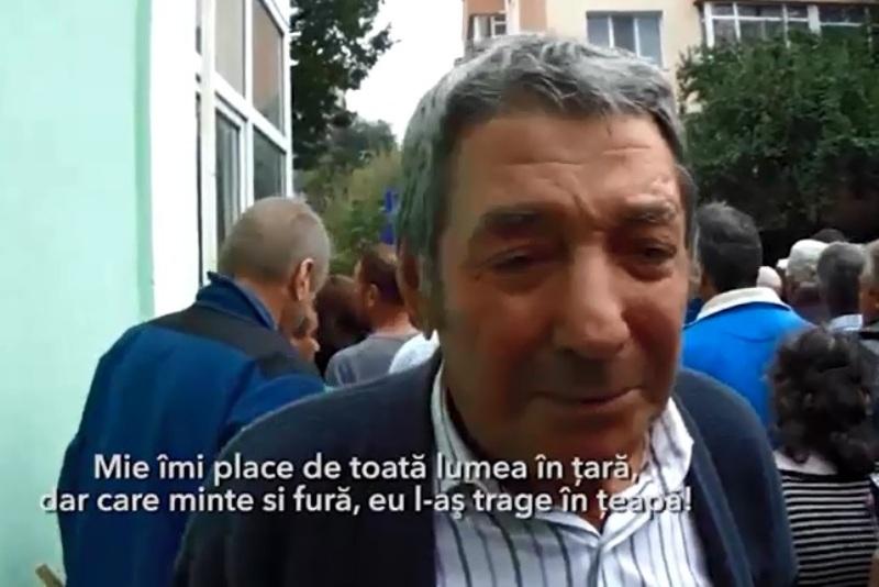 Ce atac din tabara lui Klaus Iohannis! ,,L-as trage in teapa