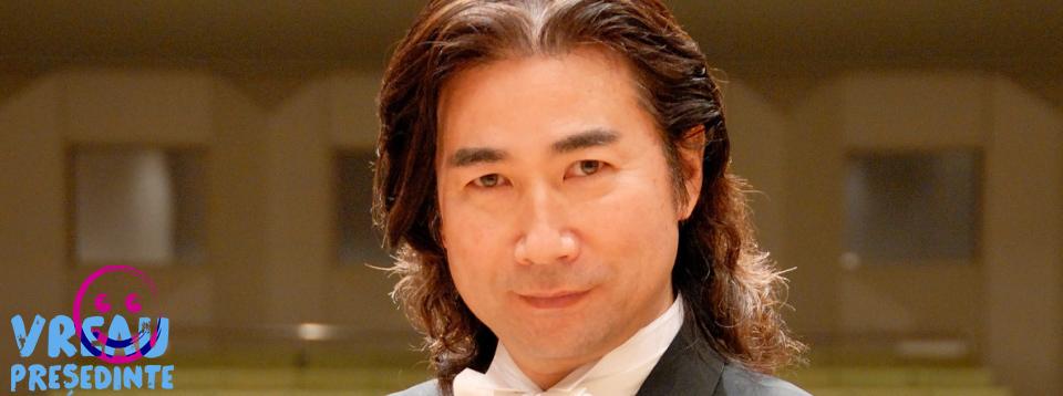 Cea mai importanta calitate a presedintelui: SINGURATATEA. Un japonez in Romania