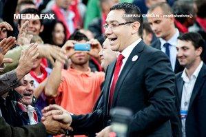 Victor Ponta îşi lansează de ziua lui candidatura pe Arena Naţională. Cum sunt invitaţi angajaţii unei regii de stat la mega-show-ul cu 70.000 de spectatori