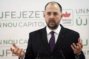 Kelemen vrea ca maghiara să fie introdusă din clasa a II-a în şcolile cu predare în română din Ţinutul Secuiesc