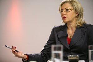 """A fost publicat calendarul audierilor noilor comisari europeni. Când dă Corina Creţu """"testul"""" cu colegii din Parlamentul European"""