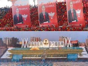Cum răspunde Victor Ponta după ce lansarea sa grandioasă la Preşedinţie a fost comparată cu Congresele lui Ceauşescu