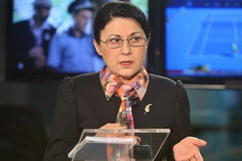 Andronescu: Sunt socata de acuzatiile DNA. Nu am cerut si nu am luat niciun leu