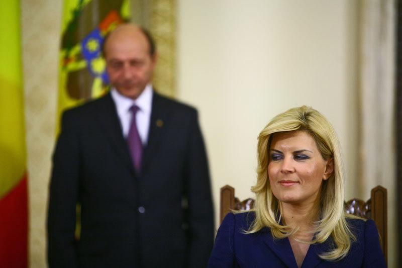 Luni seara, la Cotroceni, se tine un ''club politic''. Va fi prezenta Elena Udrea
