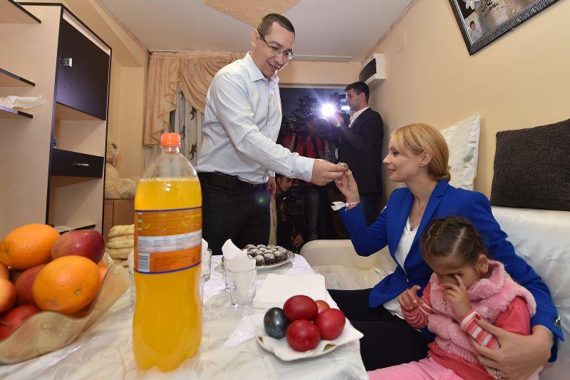 Raspunsul pe care i-l va da Ponta fiicei sale daca peste 10 ani il va intreba ce a facut cel mai bine ca premier