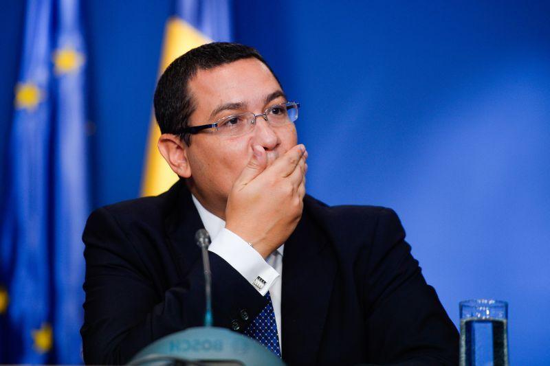 Reactia premierului Ponta dupa declaratiile presedintelui Basescu privind Lukoil.