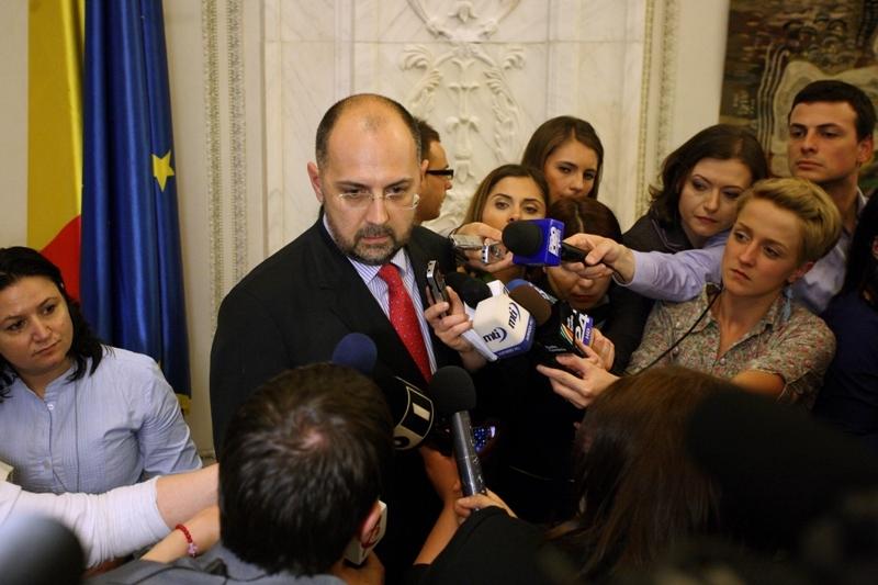 Kelemen: Revocarea mea din functia de ministru al Culturii nu e o drama, era normal