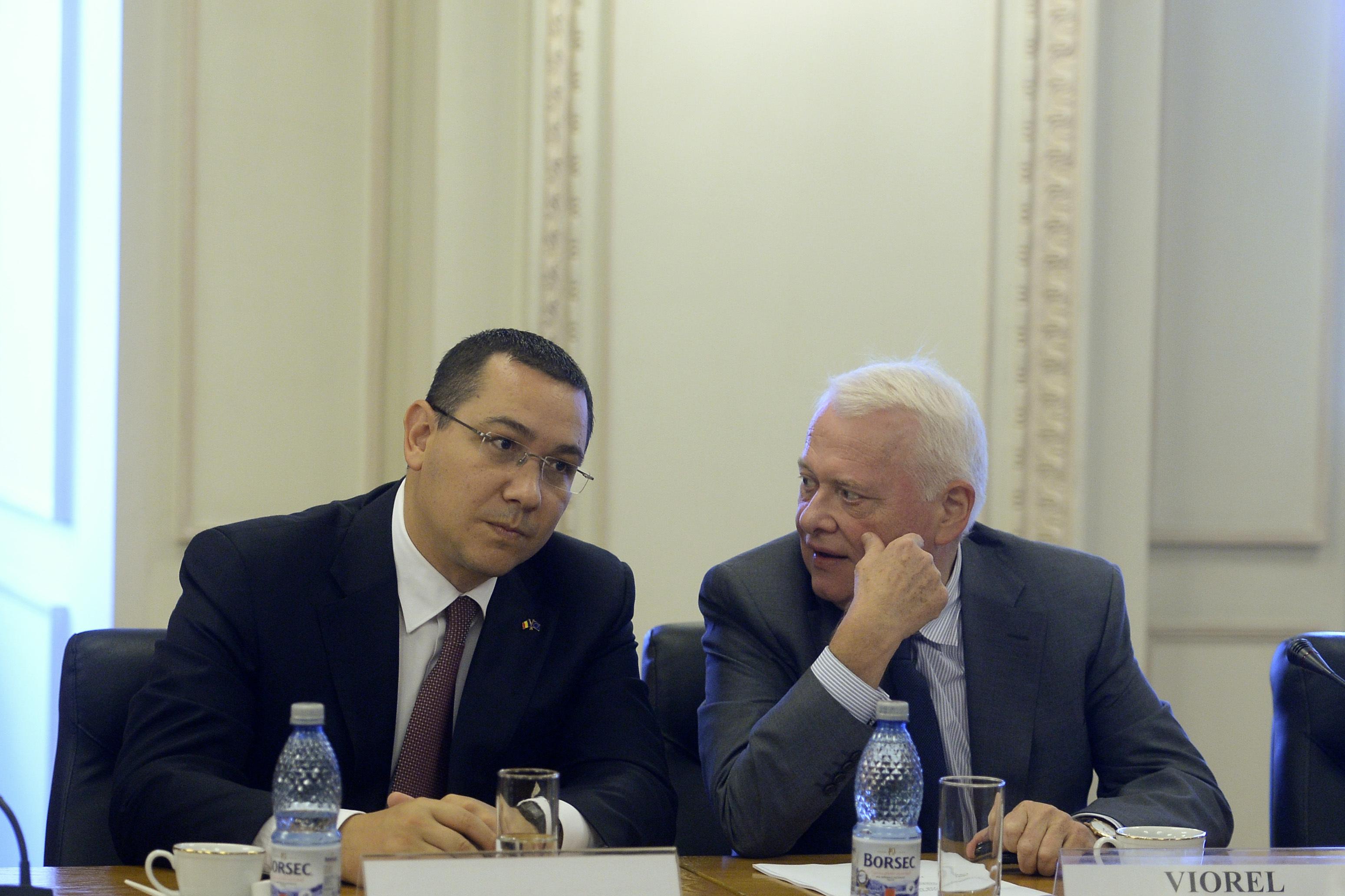 Raspunsul lui Ponta cand a fost intrebat cum va vota, ca deputat, cererea DNA privind arestarea lui Viorel Hrebenciuc si a lui Ioan Adam