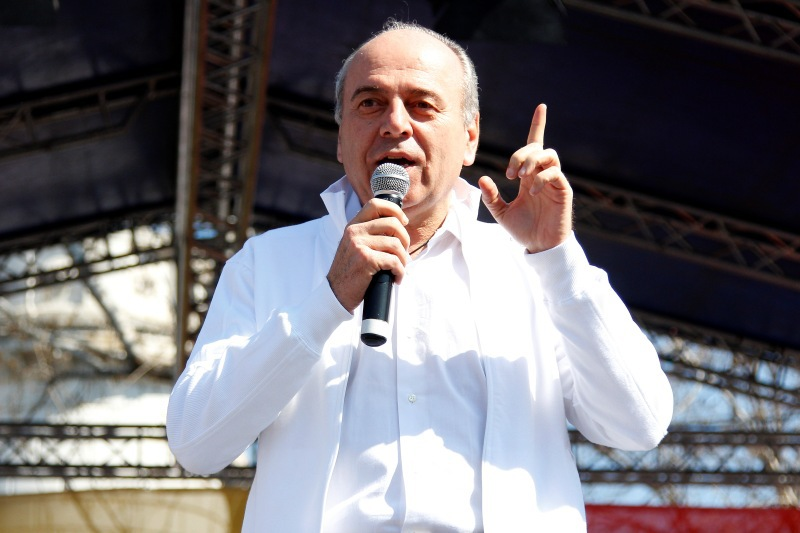 Primarul municipiului Piatra Neamt, Gheorghe Stefan, a parasit in mod oficial PDL
