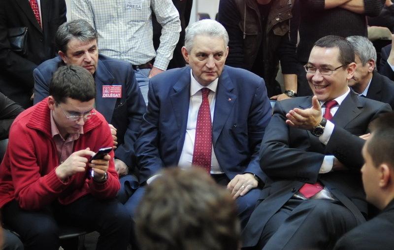 Ilie Sarbu, socrul lui Victor Ponta, se LEAPADA de Hrebenciuc: ,,Nu sunt prieten cu el.  Sunt prudent, mai ales in perioada asta