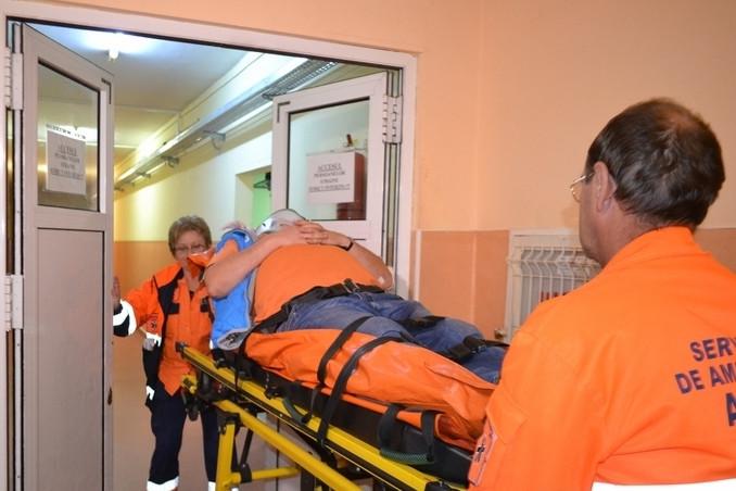 ACL Arad acuza politia ca musamalizeaza un accident in care un lider PDL a fost ranit de o masina a PSD