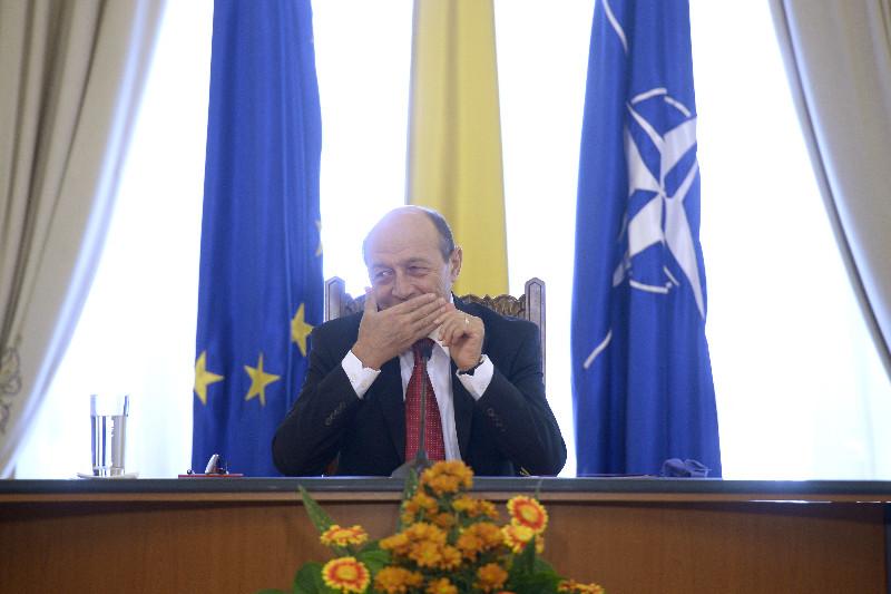 Basescu anunta cand i se va termina mandatul de presedinte al Romaniei: