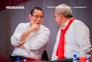 Ponta, despre tandemul Dragnea-Ghiţă: Deocamdată eu sunt şeful PSD