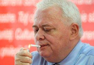 Hrebenciuc, după ce fiul său a fost arestat preventiv: E o porcărie. Nu există niciun fel de prejudiciu