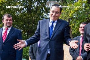 Ponta: Când mă insulta Băsescu, avea un farmec. Când o face Iohannis cu aceleaşi cuvinte, ne ia somnul