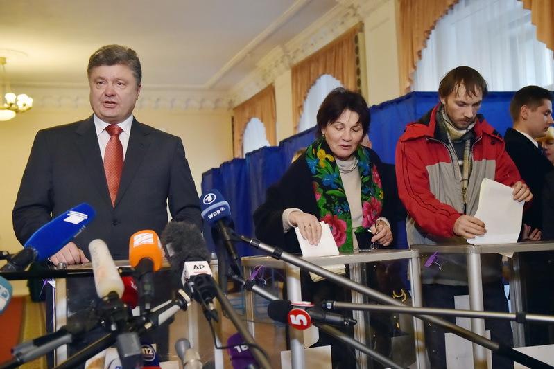 Mesajul lui Traian Basescu, dupa rezultatul alegerilor din Ucraina