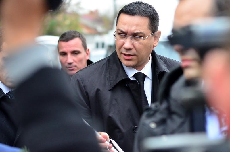 Ponta: Banii din dosarul Microsoft, din 2009, au fost dati pentru campania electorala a lui Basescu