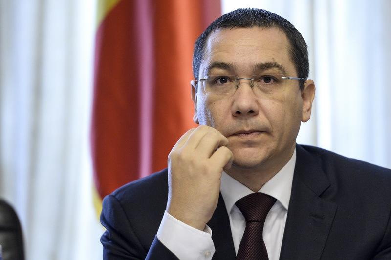 Ponta spune ca marti va anunta numele succesorului sau la Palatul Victoria: cine ar putea fi PREMIERUL sau