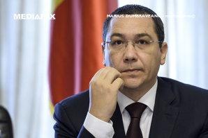 Ponta spune că marţi va anunţa numele succesorului său la Palatul Victoria: cine ar putea fi PREMIERUL său