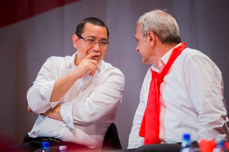 Negocieri in Coalitie pentru premierul lui Ponta. Dragnea trage frana de mana: