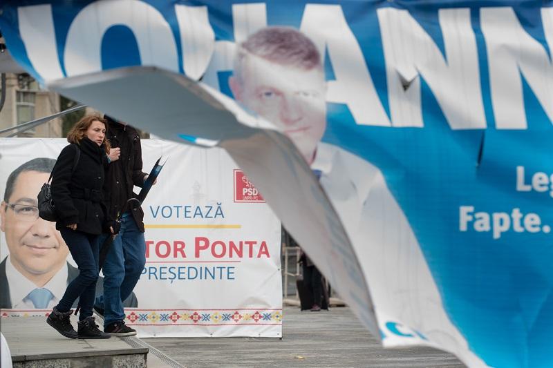 Cati tineri i-au votat pe Ponta si Iohannis la prezidentiale