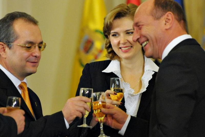 Traian Basescu implineste marti 63 de ani. Ultima aniversare la Cotroceni pentru seful statului