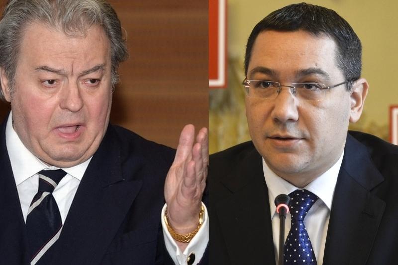 RASTURNARE DE SITUATIE: cine a anuntat ca ii da voturile lui Victor Ponta in turul 2 al prezidentialelor