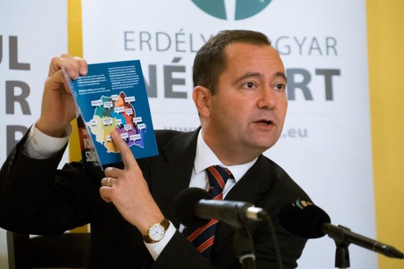 Partidul Popular Maghiar din Transilvania si-a anuntat sprijinul pentru turul doi al prezidentialelor