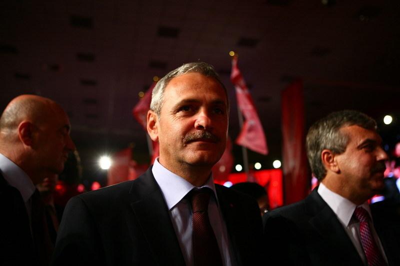 Liderul informal al BARONILOR din PSD, Liviu Dragnea, prima reactie oficiala dupa ce Victor Ponta a anuntat ca da postul de premier unui politician din afara partidului