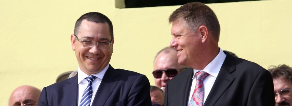 Iohannis, cea mai dura iesire electorala: Ponta confunda universitatea cu caminul cultural. Nu doreste la Timisoara, ne putem intalni la Facultatea unde si-a luat doctoratul