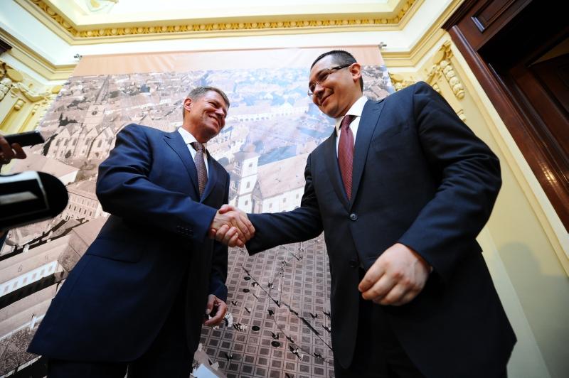 ACL propune ca dezbaterea intre Ponta si Iohannis sa aiba loc joi la Parlament