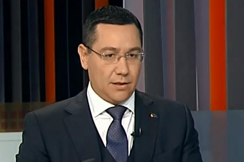 DEZBATERE PONTA - IOHANNIS. Victor Ponta este pasionat de cuvantul LOZINCA. De cate ori l-a folosit in dezbaterea finala